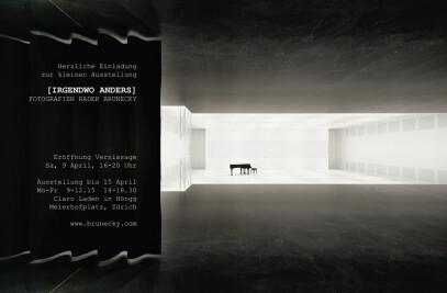 Exhibition [Somewhere else]