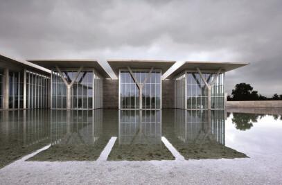 Tadao Ando's Modern Art Museum