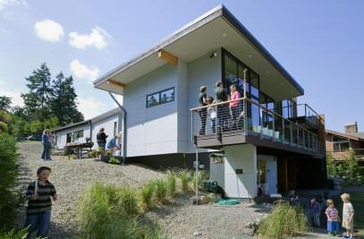 Bainbridge Island Residence