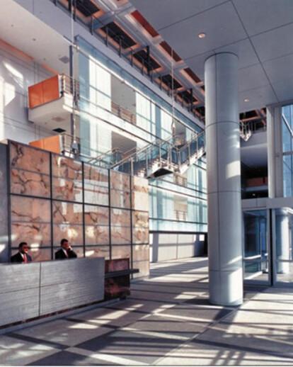 UBS Warburg Center