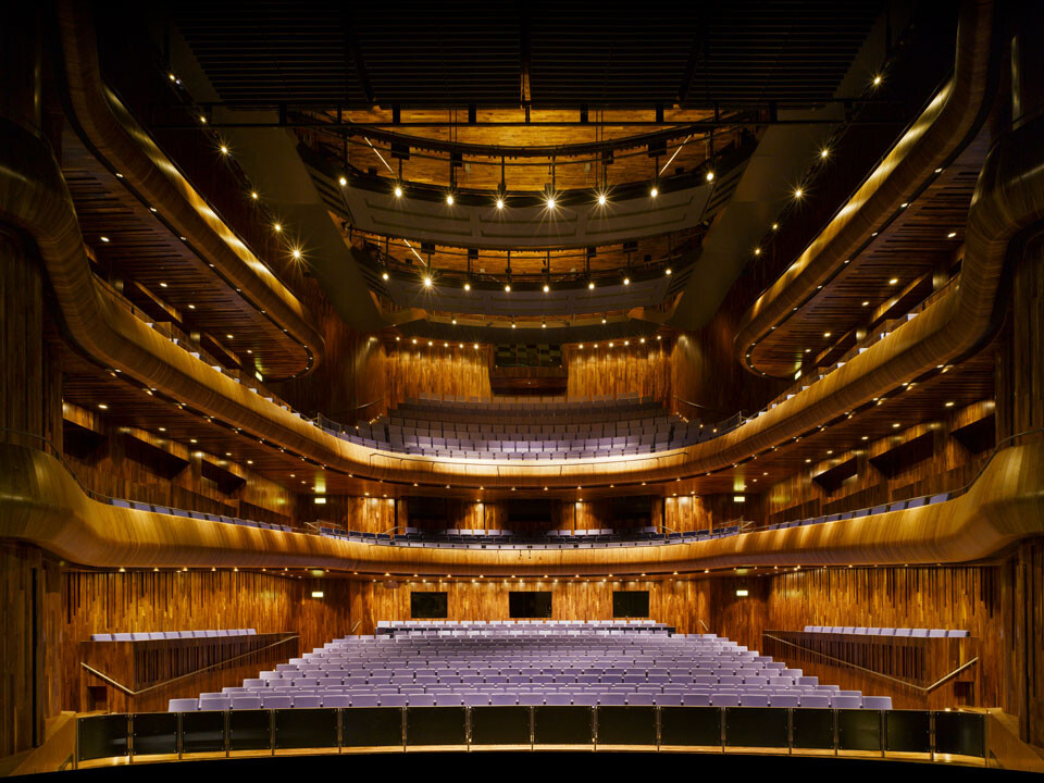 Wexford Opera House, Ireland