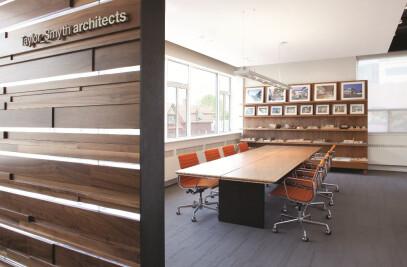 Taylor Smyth Architect Office