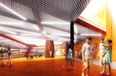 XIII Concurso Internacional de Arquitectura Arquine / Mediapark Ciudad Juárez