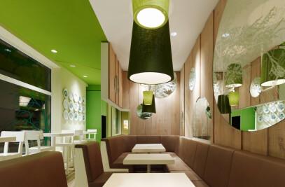 Wienerwald – Interior Concept for Restaurants