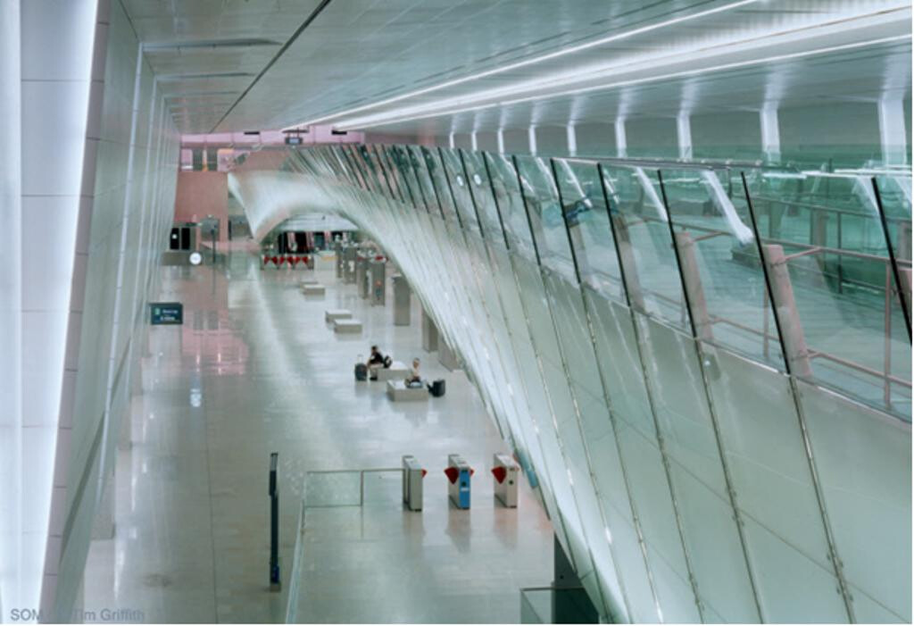 Changi International Airport - Rail Terminal
