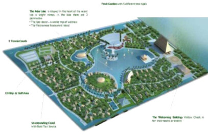 Miss World Eco Resort....the spirit of Vietnam