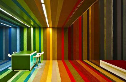 A + D showroom