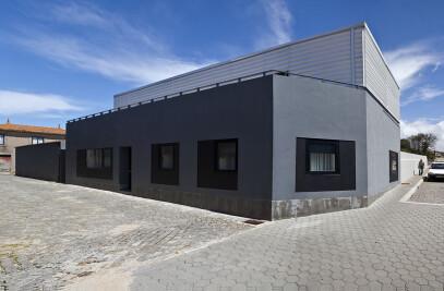 Fiber Cement House