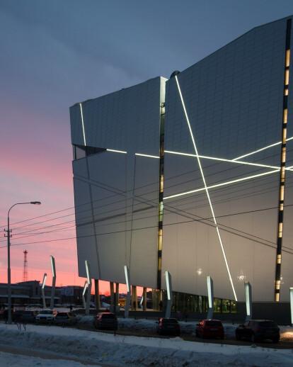 Vershina Trade & Entertainment Centre