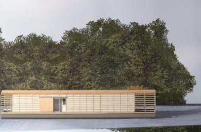 Floating house : researches & construction 2006