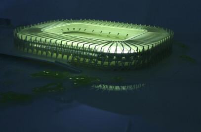 Municipal Stadium in Białystok