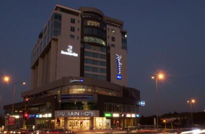 Radisson Blu Gatrain Hotel