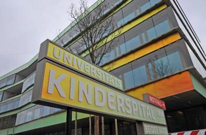 UKBB, Childrens hospital, Switzerland