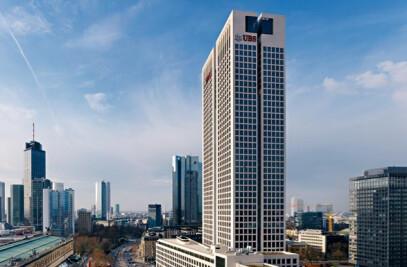 Frankfurt''s OpernTurm