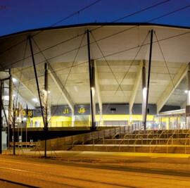 Rudolf-Harbig-Stadium