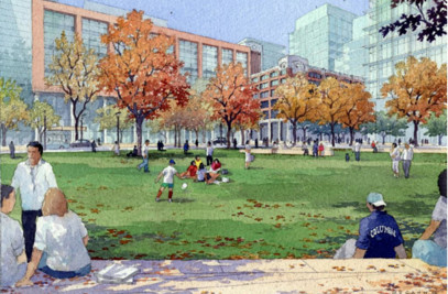 Columbia University Manhattanville Campus Master Plan