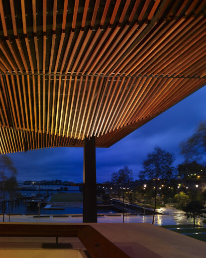 Pirrama Park - Belvedere + Canopy