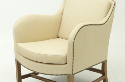 Kaare Klint: easy chair model