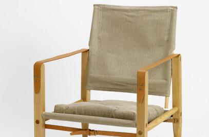 Kaare Klint The Safari Chair By Rud Rasmussen Archello