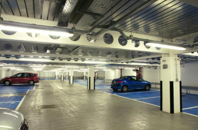 SikaFloor puts the seal on One Reading central car park