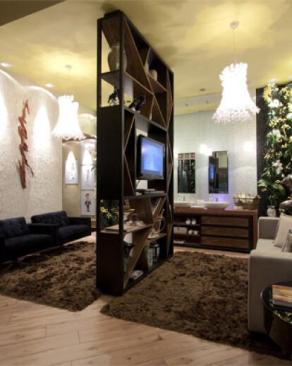 Unisex Restroom & Lounge - Casa Cor São Paulo