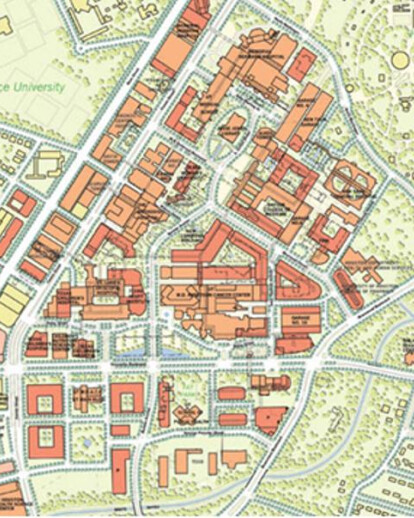 Map Of Texas Medical Center.Texas Medical Center Master Plan Skidmore Owings Merrill Llp