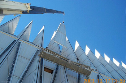 United States Air Force Academy - Cadet Chapel Restoration