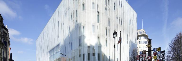 W London