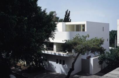 Urban private house
