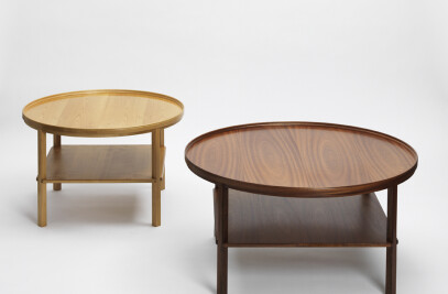 Kaare Klint: round Coffee table
