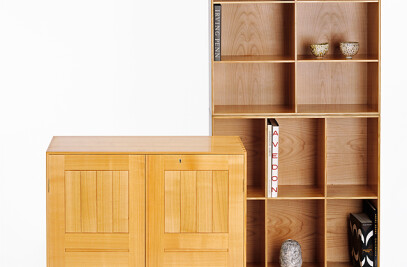 Mogens Koch: the Bookcase-system