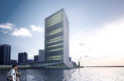 Regeneration of the Porto Alegre Waterfront, Brazil