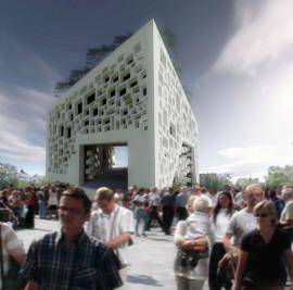 Nordhavnen Pixel City