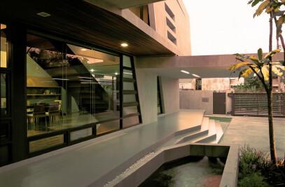 Equilibrium House