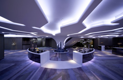 Heliport VIP Lounge