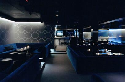 Club Diagonal, Hotel Baur au Lac