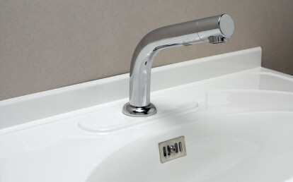 Santronic electronic faucet