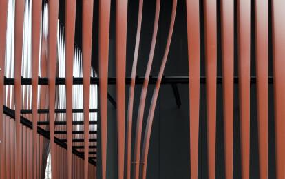 Frank la Rivière, Architects inc