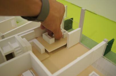 imFeld l modular architectural model