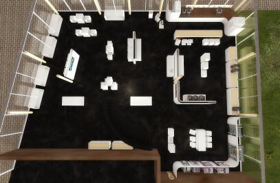 lavazza l showroom concept