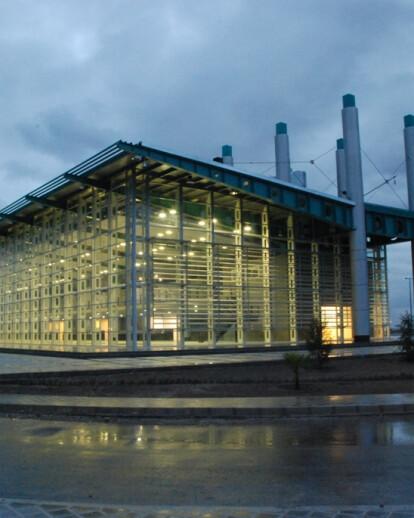 Shahinshahr Bus Terminal