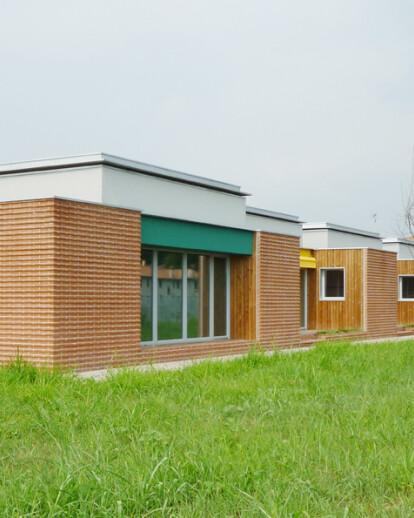 Nursery School in Fossalunga