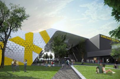 Cineteca Nacional del Siglo XXI