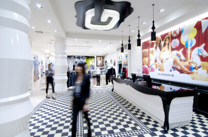 Glassons Flagship Store Broadway Newmarket
