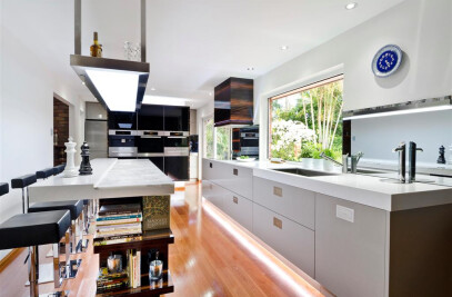 Gold Coast House Kitchen