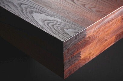 Heat treated wood