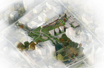 Competition proposal for kindergarten Riga