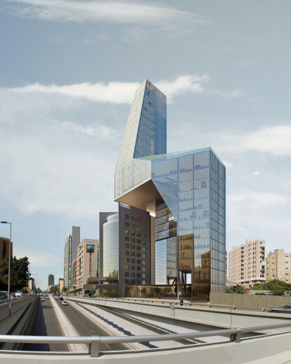 Design Competition for BLC Bank Headquarters