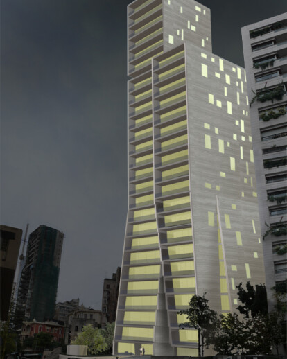 The Encounter Tower