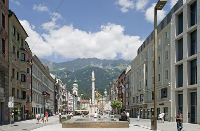 IBK - Maria Theresien Straße